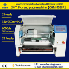 LED pick and place machine 2 heads SMT Led Mounting machine