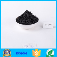 apricot/ coconut shell activated carbon for gold recovery