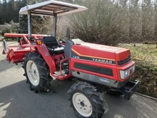 R19723 YANMAR 4WD TRACTOR F215 21 PS