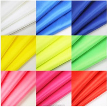210T Polyester Taffeta Fabric Thin Waterproof Polyester Fabric