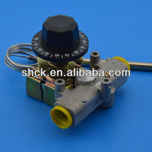 Gas water heater parts thermostat