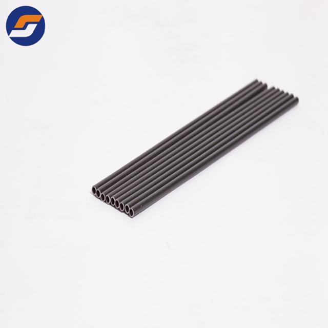Hot selling 6.35mm PVF coated steel pipe bundy tube for brake line tubing