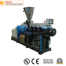 Alibaba china classical small output twin screw extruder