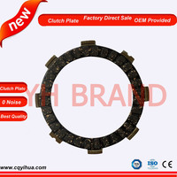 China factory wholesale bajaj boxer 100,wholesale japanese motorcycle parts,high quaality friction material clutch disc plate