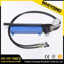 Stable quality wholesale good service hydraulic manual pump