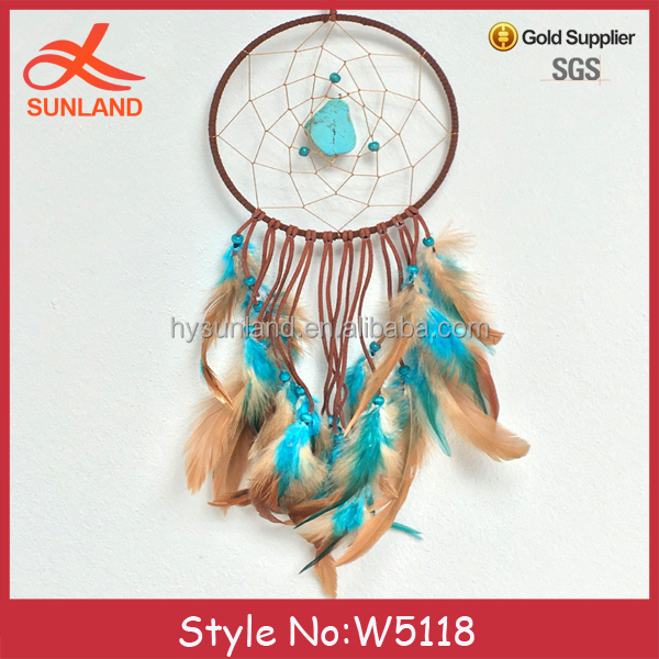 W5118 new fashion Home Decor Gypsy Decor Silver Dream Catcher