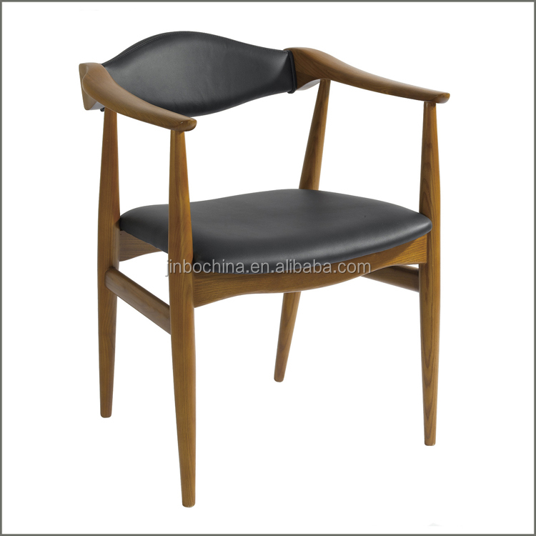 Durable Solid Wood Restaurant Used Dining Chair
