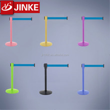 Custom Made Subway Retractable Waterproof Queue Line Stanchion For Sale