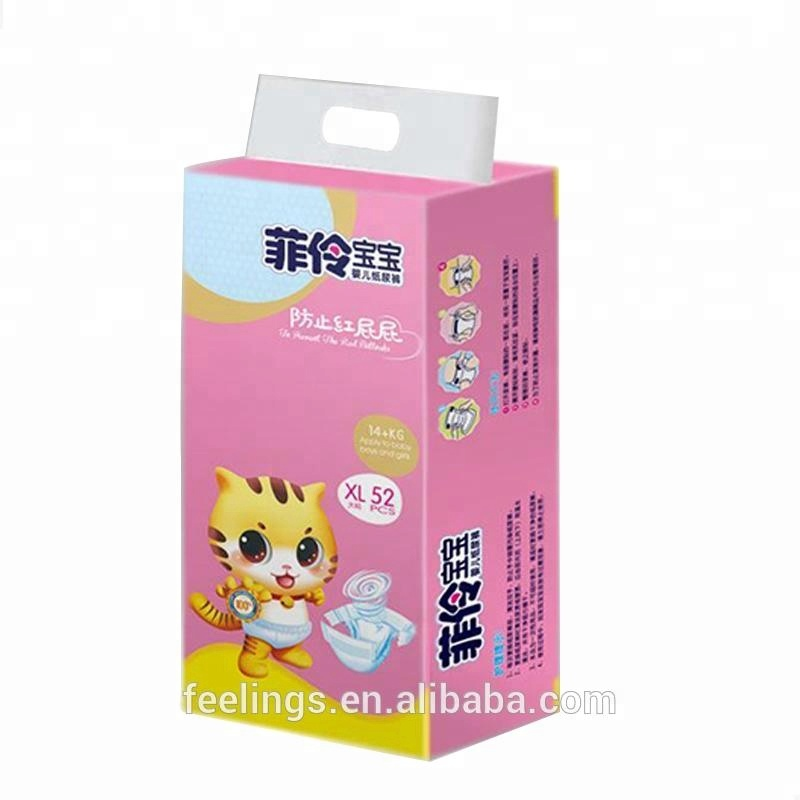 OEM Waterproof Baby Diaper Manufacturers In China