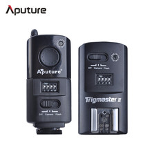 Aputure wireless studio flash trigger remote control 2.4G like pocket wizard