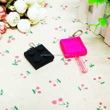 direct factory price soft pvc custom key cover