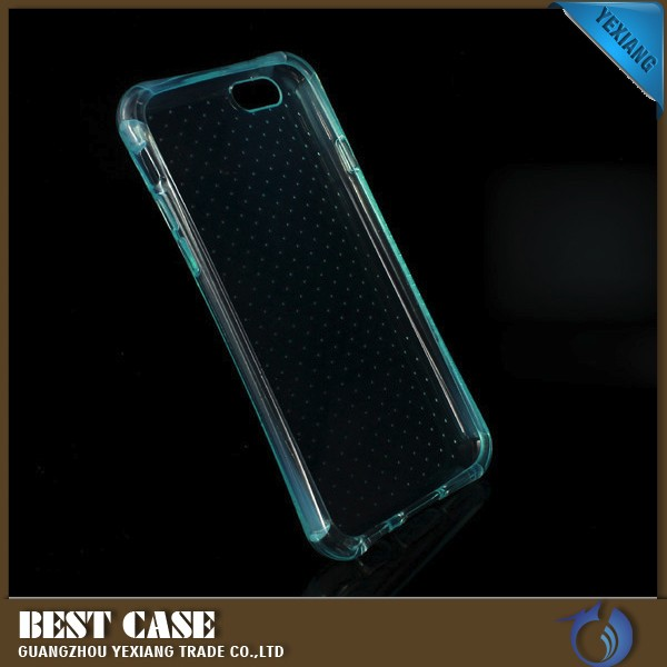airbag design shockproof tpu back cover case for samsung galaxy win i8552