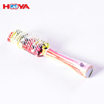 Latest Design Custom Personalized Dry & Wet Vent Hair Brush