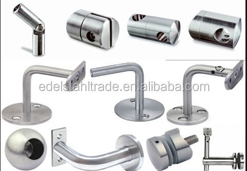 SS/handlauf/Stainless steel Adjustable Bar Connector/gelander preise