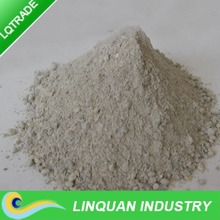 Ladle refractory material dry ramming mass