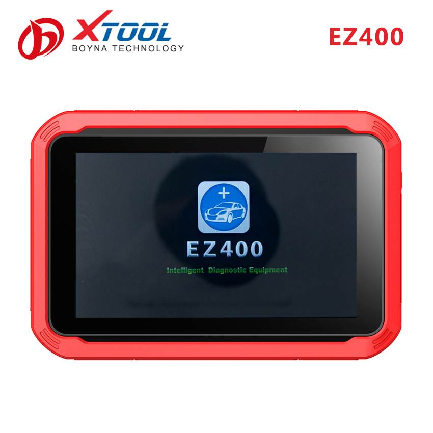 Super Cool and Multi-function XTOOL EZ400 tablet car diagnostic software download on line