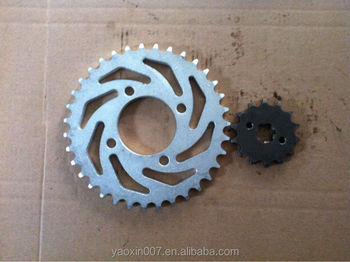 smash new sprocket 428-100/ 35T/14T motorcycle sprocket for indonesia
