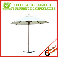 Custom Design Polyester Patio Umbrella