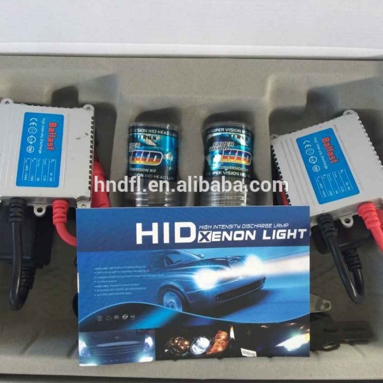 h1/h3/h7/H8/h9/<strong>h10</strong> <strong>HID</strong> xenon <strong>kit</strong> with super slim ballast 12V 24V 35W 55W 5000k 8000k