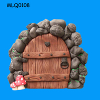 Vivid Resin Tiny Malachit Home And