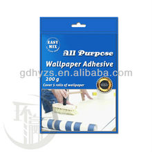 blister package wallpaper glue powder