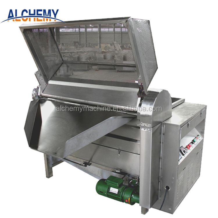 automatic potato chips french fries making production line machine