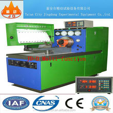 High accurate 12PSB-JD-D diesel fuel test bench made in China with Independent force lubrication system