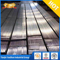 pre galvanized steel pipe China square tube 40x40 price