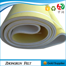 Promotional factory price high quality fabric colorful eco-friendly felt from China supplier