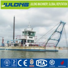 Chinese sand dredge dredger boat