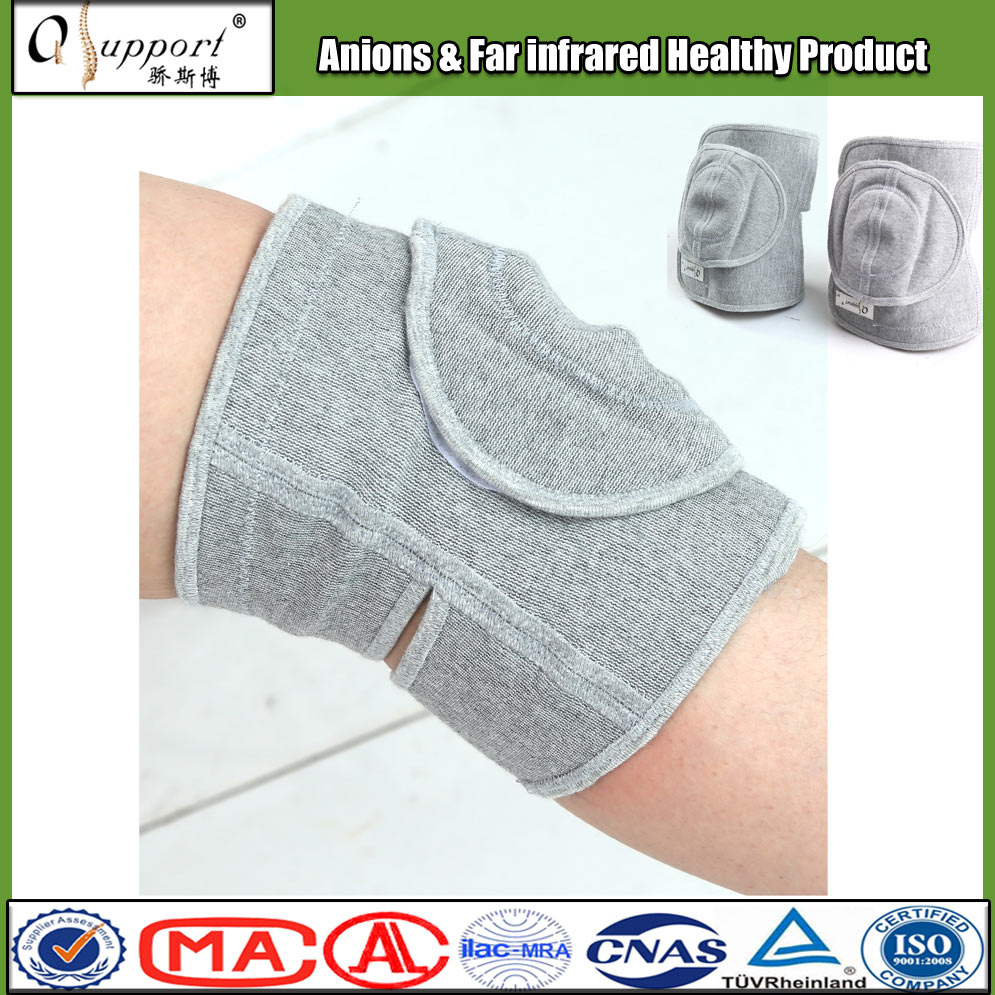 New fashionable knitted knee support for climbing mountains
