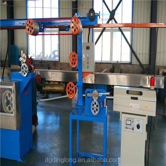 DL-Extruding Usage Teflon FEP PFA Wire Extruder Making Machine
