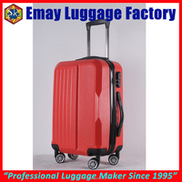 Luggage Factory Hot Sale ABS Travel Trolley Luggage Bag