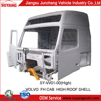 Steel Cabin Assy For Volvo Fh12 Truck Spare Parts Body Parts