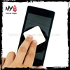 Multi-purpose environmental sticky dust cloth,high quality sticky mobile phone screen cleaner,screen wipes