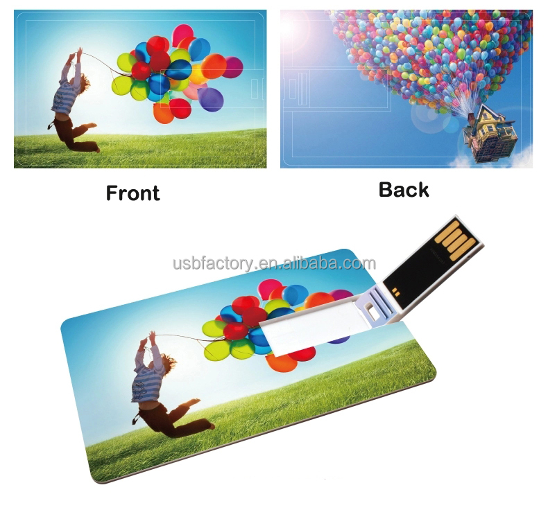 hot sell portable credit card / pen 4 gb plastic usb flash drive
