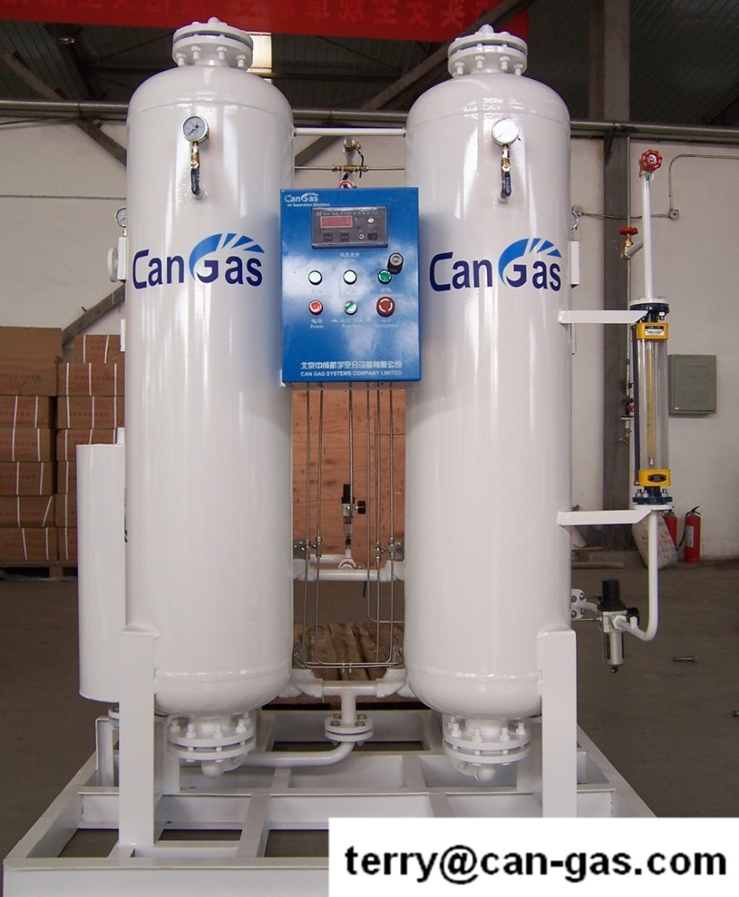 PSA oxygen generator with high evaluation in international market