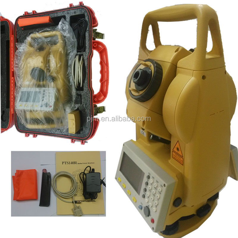 2018 CHINA CHEAP DUAL AXIS BLUETEETH TYPES OF TOTAL STATION SURVEYING INSTRUMENTS