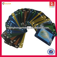 factory supply oracle card/ game card printing