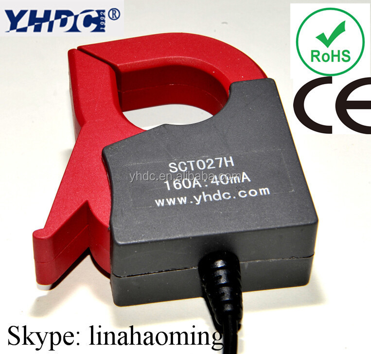 YHDC Current clamp, SCT027H sensor