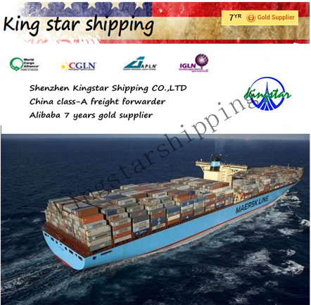 LCL shipping rates Container service from China to Long Beach USA