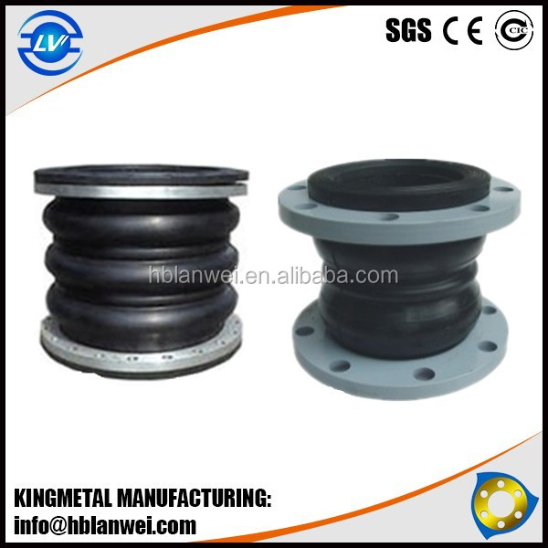 Rubber Expansion Joint/Single sphere/Dual-ball all kinds