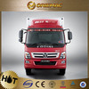 China FOTON Ollin container 3 ton mini van truck price