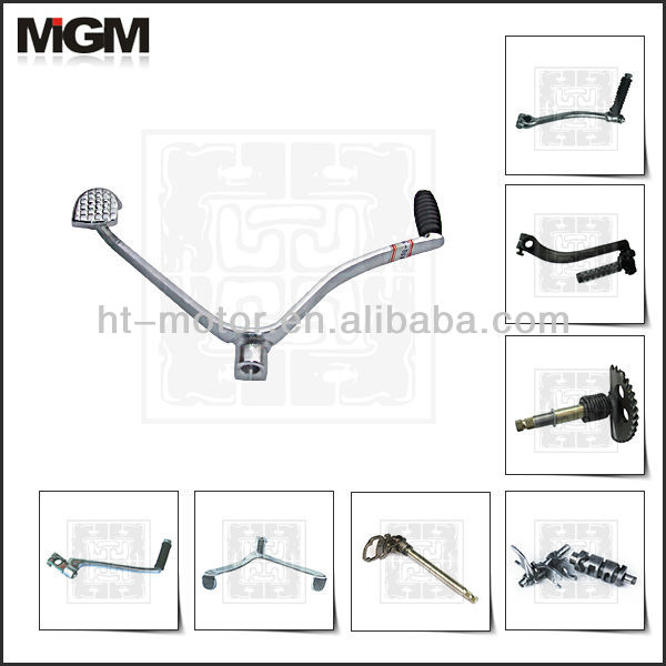 motorcycle kick start lever pedal, Motorcycle Kick Start Lever