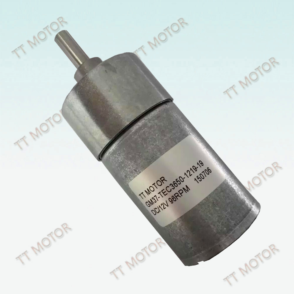 Standard high torque brushless motor GM37-TEC3650 for electric lock