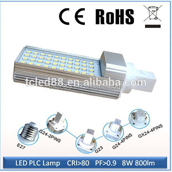 Hight lumen gx24q 3 led light