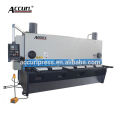 MS8-25X3200 Hydraulic Guillotine Shearing Machine Cutting Machine, hydraulic NC guillotine shear