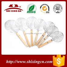 Good Quality Kitchen Cooking Utensils Stainless Steel Wire Skimmer