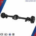 rear axle 900kg PCD 4x156 heavy loading electric sightseeing drive axle dc motor