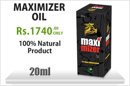 mximizer oil